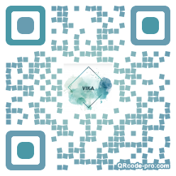 QR code with logo 2D6y0