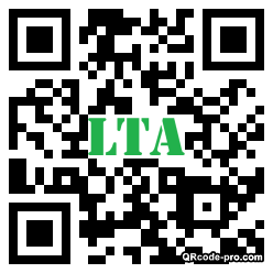 QR code with logo 2DcF0