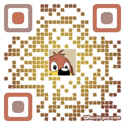 QR Code Design 2DdN0