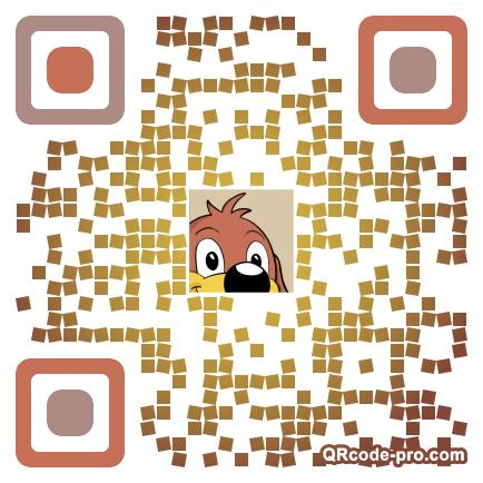 QR code with logo 2DdN0