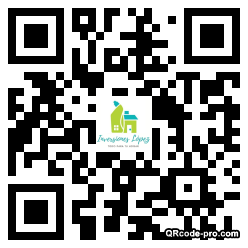 QR code with logo 2Dhp0