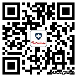 QR code with logo 2DkL0