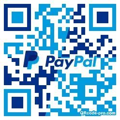 QR code with logo 2Dn70