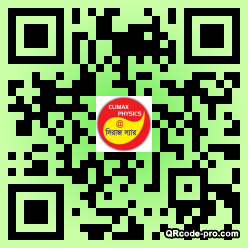 QR code with logo 2Dpy0
