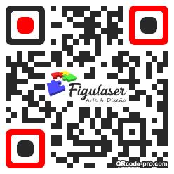 QR code with logo 2Drw0