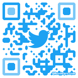 QR code with logo 2DtE0