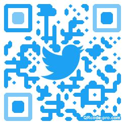 QR code with logo 2Dyw0