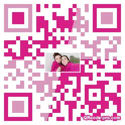 QR code with logo 2Dzf0