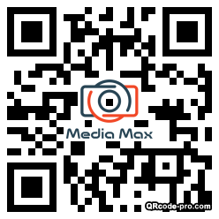 QR code with logo 2EDt0