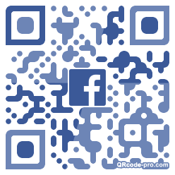 QR code with logo 2EOD0