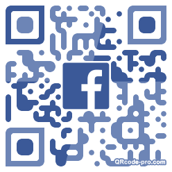 QR code with logo 2EQs0