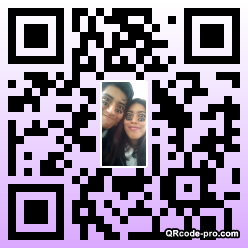 QR code with logo 2ESE0
