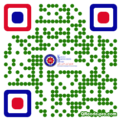 QR code with logo 2EaG0
