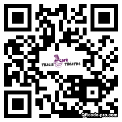 QR code with logo 2Ef70