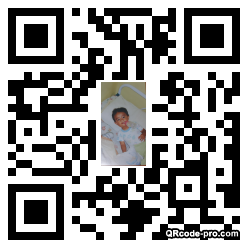 QR code with logo 2Eh70