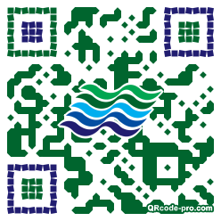 QR code with logo 2EmL0