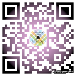 QR code with logo 2Ex00