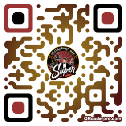 QR code with logo 2ExQ0