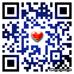 QR code with logo 2F0p0