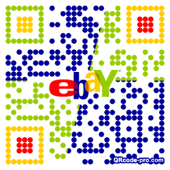 QR code with logo 2FHs0