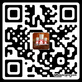 QR code with logo 2Fa70