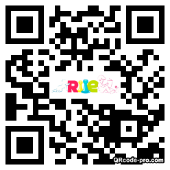 QR code with logo 2FiC0