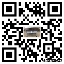 QR code with logo 2FoY0