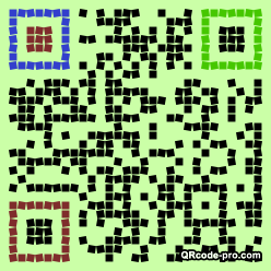 QR code with logo 2G5c0