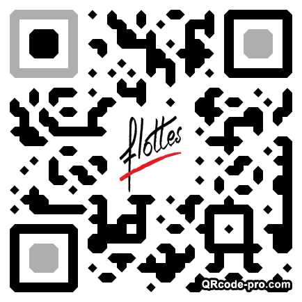 QR code with logo 2GEx0