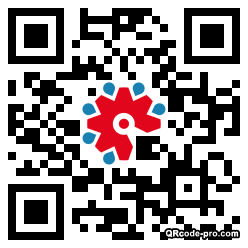 QR code with logo 2GXK0