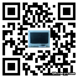 QR code with logo 2GZN0