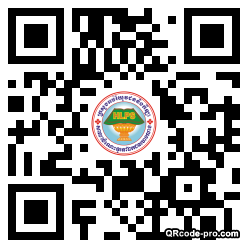 QR code with logo 2GZP0