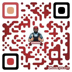 QR code with logo 2Giu0