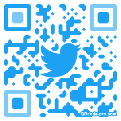 QR code with logo 2Grb0