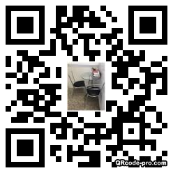 QR code with logo 2H2C0