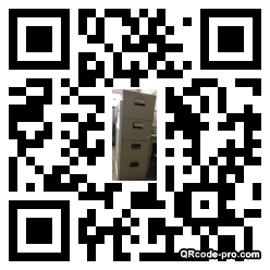 QR code with logo 2H900