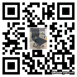 QR code with logo 2H930