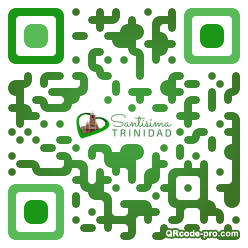 QR code with logo 2HOr0