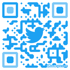 QR code with logo 2HTP0
