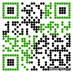 QR code with logo 2HTX0