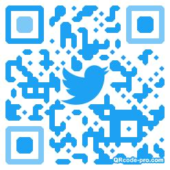 QR code with logo 2HfK0
