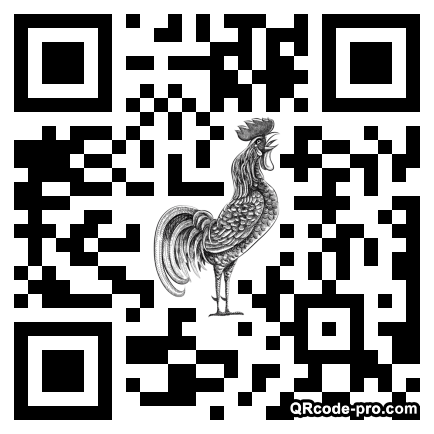 QR code with logo 2Hg00