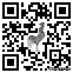 QR code with logo 2Hg20