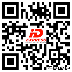 QR code with logo 2HkG0