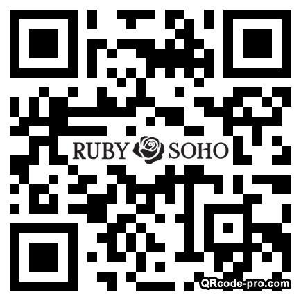 QR code with logo 2Hol0