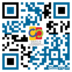 QR code with logo 2Hq60