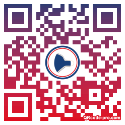 QR code with logo 2HsN0