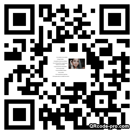 QR code with logo 2IQU0