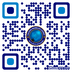 QR code with logo 2ISc0