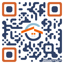 QR code with logo 2Iv30